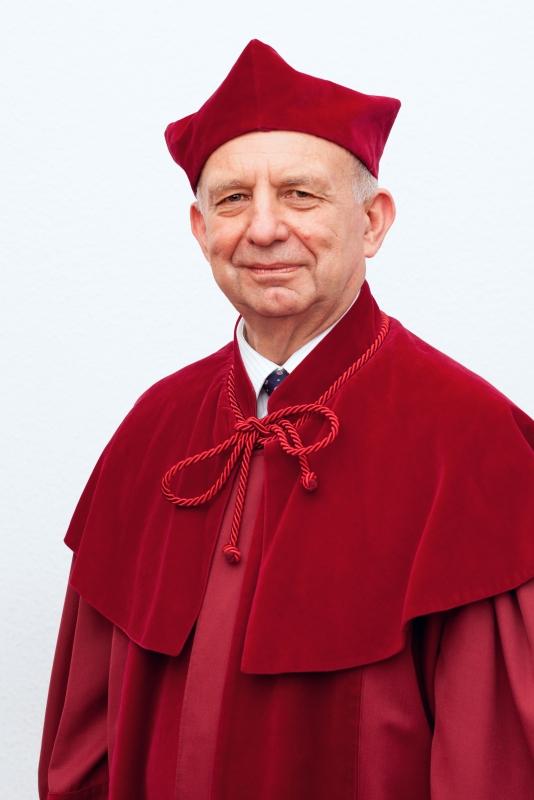 Professor Edmund Grześkowiak, MSc, PhD