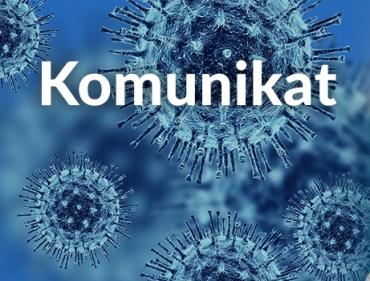 Sytuacja epidemiologiczna - nowe wytyczne