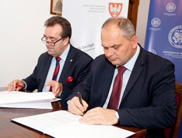 W porozumieniu z Urzędem Marszałkowskim Województwa Wielkopolskiego