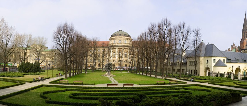 Collegium Maius - main administrative building